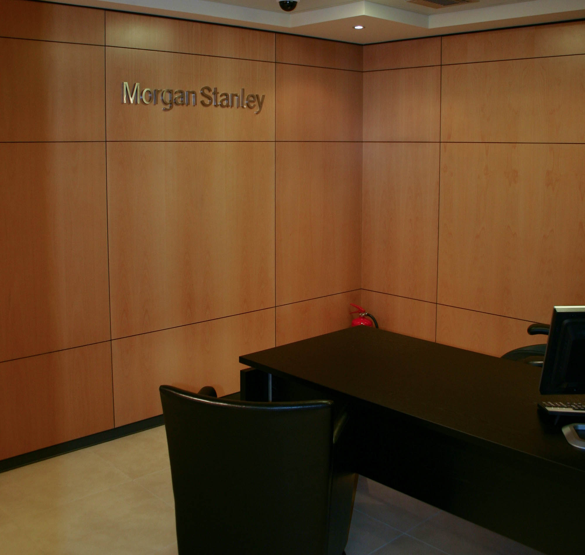 Morgan Stanley - BALLIAN TECHNIKI S A